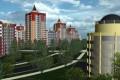 Строительство микрорайона Дегтярёвка под Минском