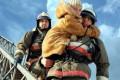 Профессиональный праздник пожарных