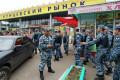 В столице задержаны нелегальные мигранты