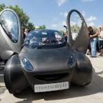 Первый «водородный» автомобиль для масс