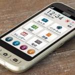 Смартфоны Sharp для деловых людей и развлечений