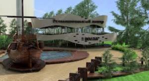 дизайнерские возможности по оформлению зданий