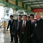 Соглашение о сотрудничестве между холдингом и Эксимбанком Китая
