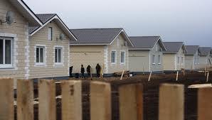 начнется строительство жилья для пострадавших