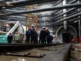 строить метро в Москве
