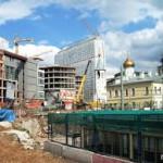 Тверская Застава продолжает строиться